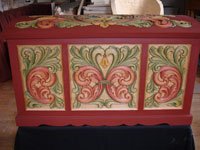 Acanthus Trunk - Painted