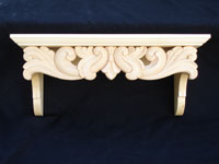 Small Acanthus Shelf